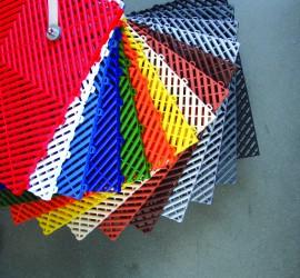 Galerijtegel kleuren
